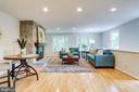 Family room - 728 20TH ST S, ARLINGTON