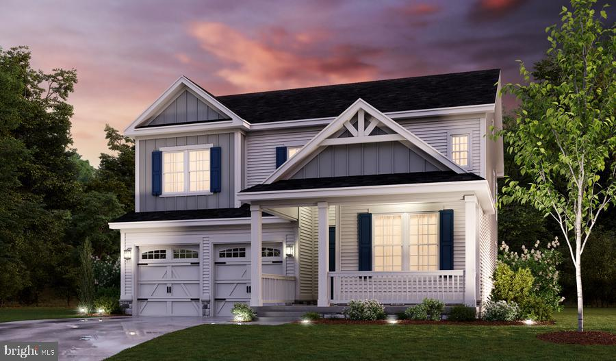 Exterior Rendering - 169 HIBISCUS DR, STAFFORD