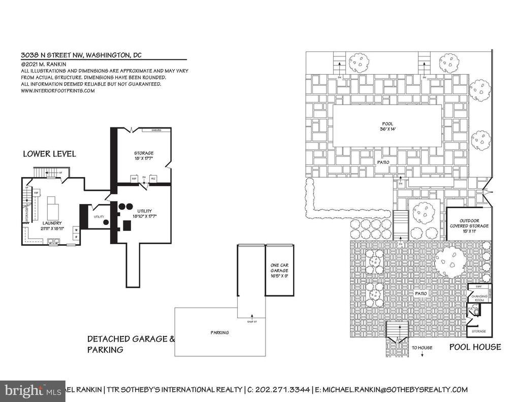 Floor Plan 2 - 3038 N ST NW, WASHINGTON
