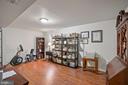 Lower Level Bonus Room - 17318 ARROWOOD PL, ROUND HILL
