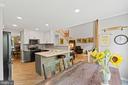 Updated kitchen - 17318 ARROWOOD PL, ROUND HILL