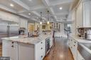 Kitchen - 11450 QUAILWOOD MANOR DR, FAIRFAX STATION