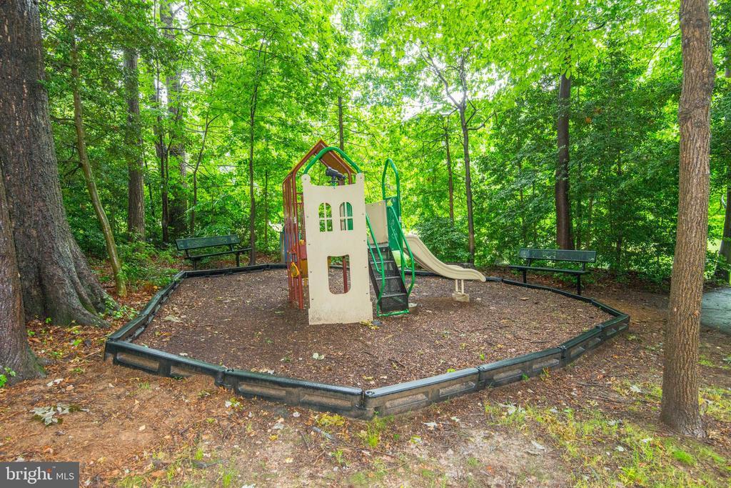 Neighborhood Playground - 1211 HERITAGE COMMONS CT, RESTON