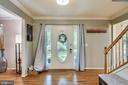 Foyer - 1515 STUART RD, RESTON