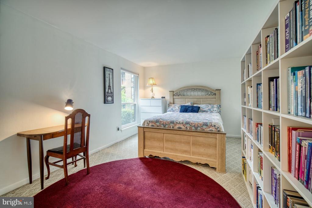 Primary Bedroom - 11236 CHESTNUT GROVE SQ #164, RESTON