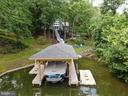New Dock w/Jet Ski Platforms - 16009 CARRINGTON CT, MINERAL