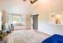 Sliding Barn Door & Window Seat Bump-out - 16009 CARRINGTON CT, MINERAL