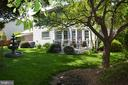 Backyard - 45838 CABIN BRANCH DR, STERLING