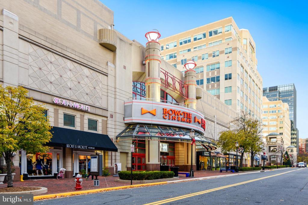 Reston Town Center Cinema - 1515 STUART RD, RESTON