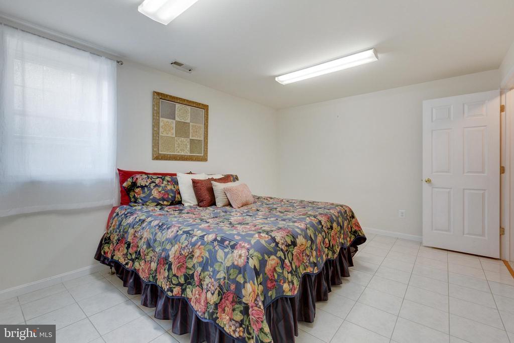Basement 5th Bedroom - 4266 WILTSHIRE PL, DUMFRIES