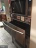 Wall warmer drawer between microwae & 2nd Oven - 1515 STUART RD, RESTON