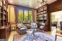 Private study-functional and cozy retreat - 1342 POTOMAC SCHOOL RD, MCLEAN