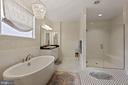 Master bath getaway - 1015 AKAN ST SE, LEESBURG