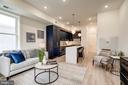 Open Floor Plan - 1737 11TH ST NW #100, WASHINGTON