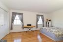 Bedroom 2 - 8909 LAKE BRADDOCK DR, BURKE