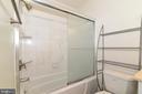 Bathroom 2 - 8909 LAKE BRADDOCK DR, BURKE
