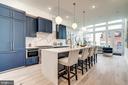 Modern Kitchen - 1737 11TH ST NW ##200, WASHINGTON