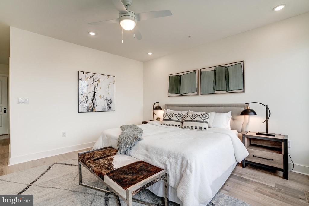 Primary Bedroom - 1737 11TH ST NW ##200, WASHINGTON