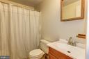 Lower Level Bathroom #3 - 7 FRANK CT, STAFFORD