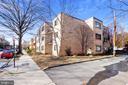 Building Side Exterior - 4555 MACARTHUR BLVD NW #G6, WASHINGTON