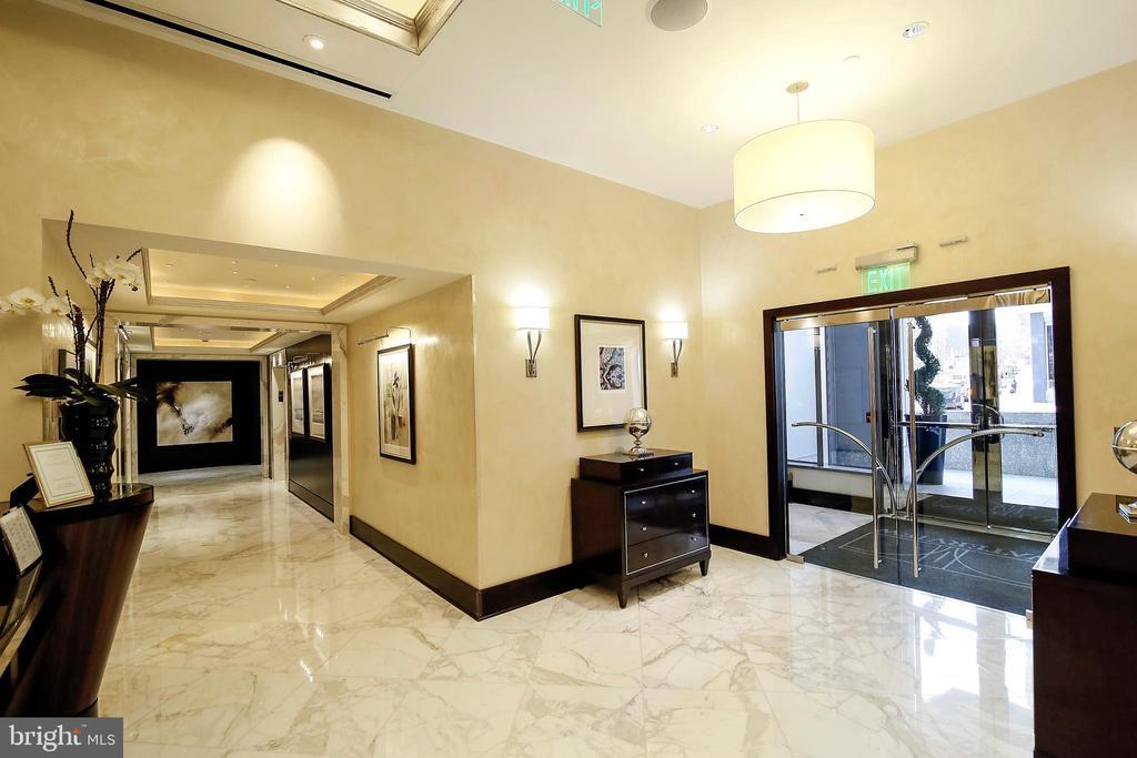 Entrance Lobby - 1111 19TH ST N #1603, ARLINGTON