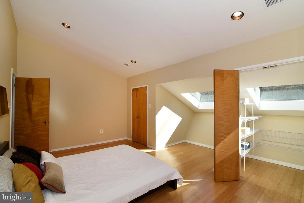 Two Skylights in Front bedroom - 1101 PEPPERTREE DR, GREAT FALLS