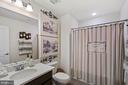 This is the full bath - 2066 ALDER LN, DUMFRIES