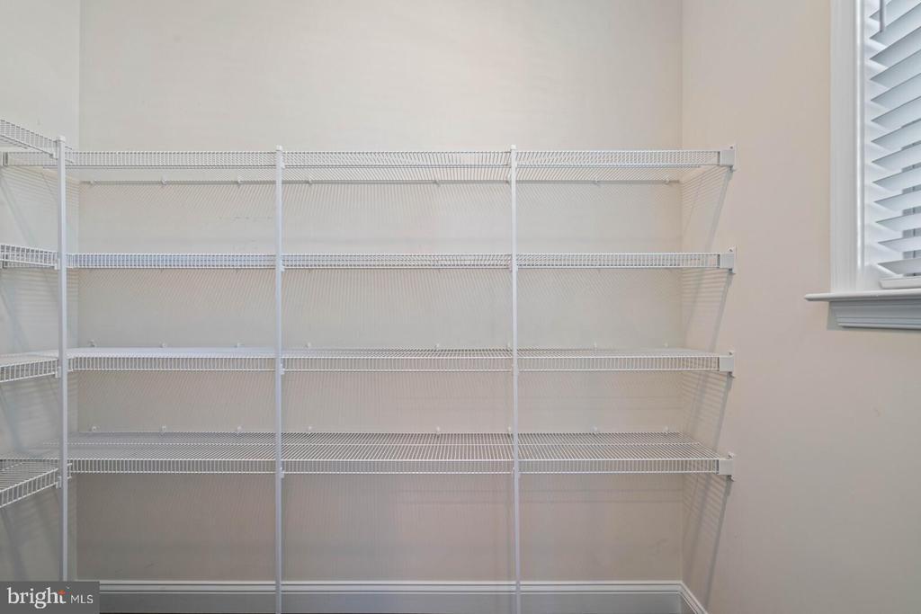 Walk-in pantry - 2066 ALDER LN, DUMFRIES