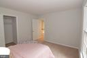 Upper Level Bedroom (#2) - 11415 HOLLOW TIMBER WAY, RESTON