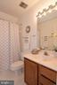 Upper Level Full Bath - 11415 HOLLOW TIMBER WAY, RESTON
