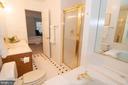 Upper Level Primary Bath - 11415 HOLLOW TIMBER WAY, RESTON