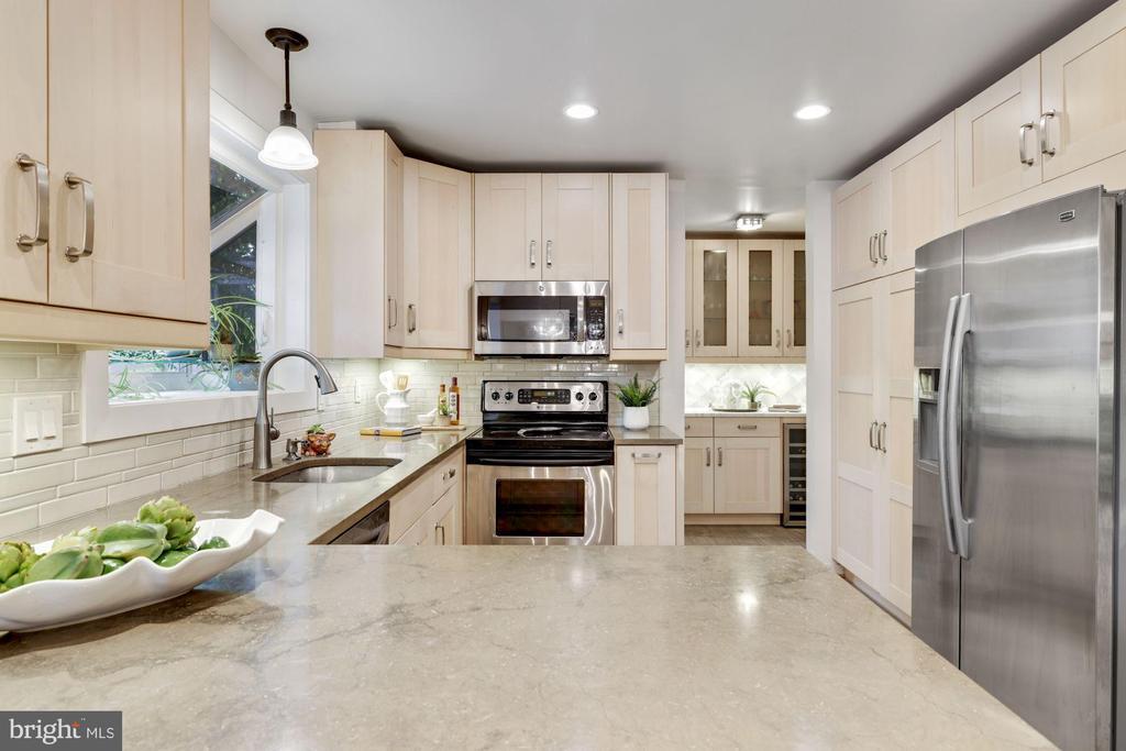 Fabulous kitchen - 3 SPRINGER, BETHESDA