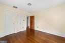West bedroom with 2 closets - 20707 ST LOUIS RD, PURCELLVILLE