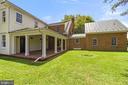 patio & 1st fl bedroom suite - 20707 ST LOUIS RD, PURCELLVILLE