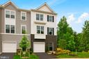 Exterior - Front - 200 BARNWELL DR, STAFFORD