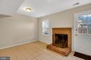 Down the hall is a den - 6831 WASHINGTON BLVD #D, ARLINGTON