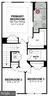 Third Level Floor Plan - 308 HUFF DR, STAFFORD