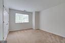 Bedroom one - 1435 N VAN DORN ST #B, ALEXANDRIA