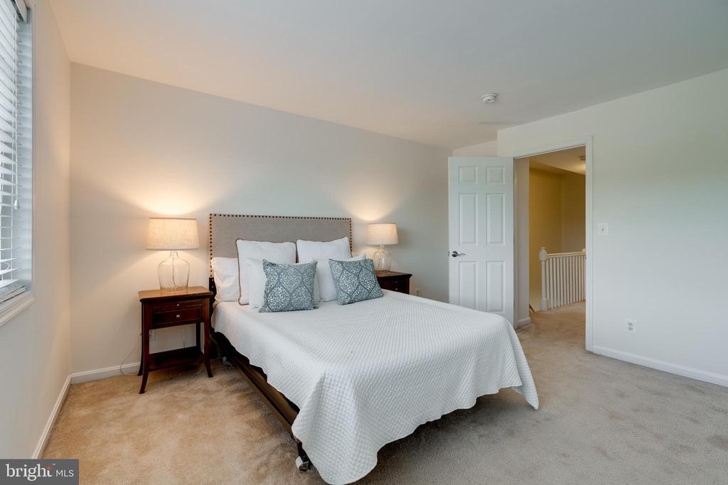 Bedroom two - 1435 N VAN DORN ST #B, ALEXANDRIA