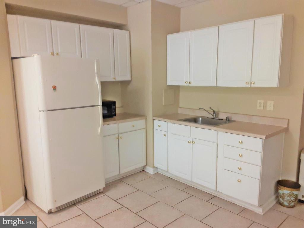 SECOND KITCHEN - in FULLY FINISHED BASEMENT - 12101 FOUNTAIN DR, CLARKSBURG