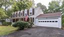 Two car garage and wide driveway - 1227 AQUIA DR, STAFFORD