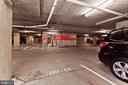 Garage Parking next to Elevator - 1021 N GARFIELD ST #242, ARLINGTON