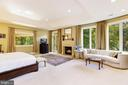 Beautiful master suite with exceptional views - 1342 POTOMAC SCHOOL RD, MCLEAN