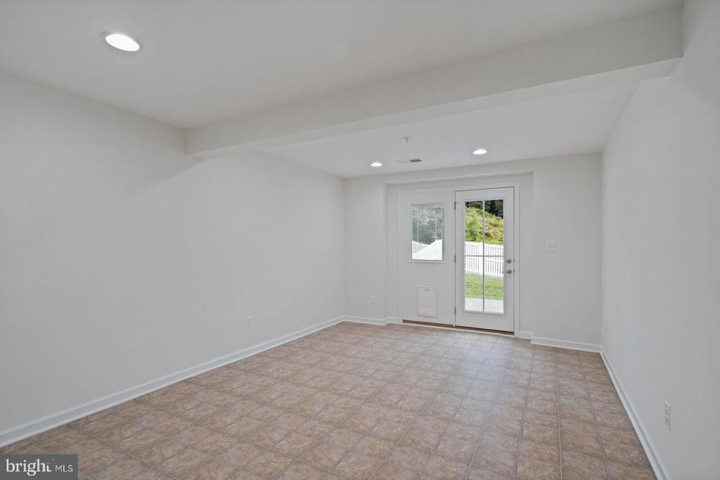 4th Bedroom w/closet - 17559 SPRING CRESS DR, DUMFRIES