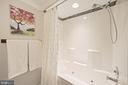 Large tub and shower - 1276 N WAYNE ST #608, ARLINGTON