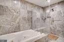 Bathroom - Chromatherapy Tub & Separate Shower! - 1881 N NASH ST #307, ARLINGTON