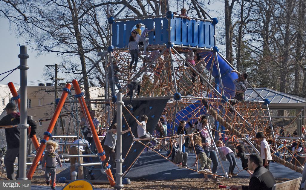 An amazing playground - 1276 N WAYNE ST #608, ARLINGTON