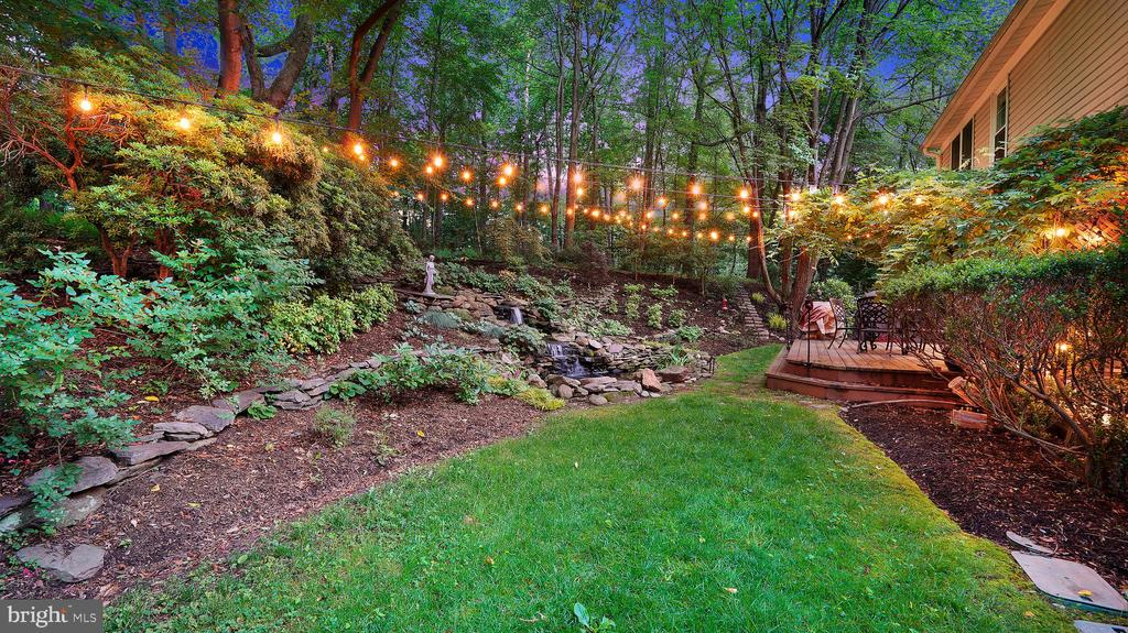 Backyard Patio & Stonescapes - 1515 STUART RD, RESTON