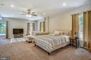 Light-filled Bedroom Suite - 2539 DONNS WAY, OAKTON