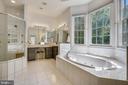 Main Level Owner's Suite Spa-like Bath - 2539 DONNS WAY, OAKTON